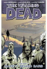 IMAGE COMICS WALKING DEAD TP VOL 03 SAFETY BEHIND BARS OLDER EDITION