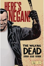IMAGE COMICS WALKING DEAD HERES NEGAN HC