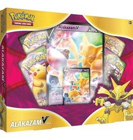 POKEMON COMPANY INTERNATIONAL POKEMON TCG ALAKAZAM V BOX
