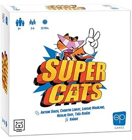 USAOPOLY SUPER CATS