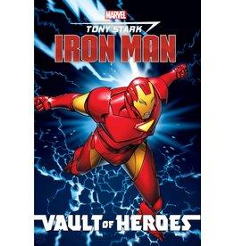 IDW PUBLISHING MARVEL VAULT OF HEROES IRON MAN TP