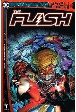 DC COMICS FUTURE STATE THE FLASH #1 (OF 2) CVR A BRANDON PETERSON