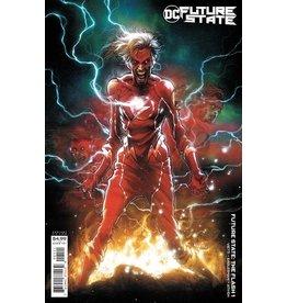 DC COMICS FUTURE STATE THE FLASH #1 (OF 2) CVR B KAARE ANDREWS CARD STOCK VAR