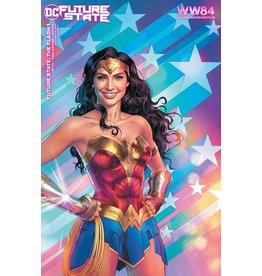 DC COMICS FUTURE STATE THE FLASH #1 (OF 2) CVR C WONDER WOMAN 1984 NICOLA SCOTT CARD STOCK VAR