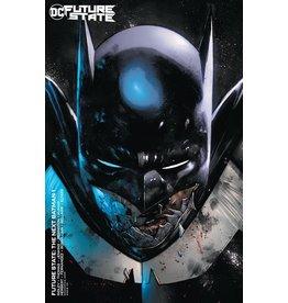 DC COMICS FUTURE STATE THE NEXT BATMAN #1 (OF 4) CVR B OLIVIER COIPEL CARD STOCK VAR
