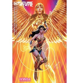 DC COMICS FUTURE STATE THE NEXT BATMAN #1 (OF 4) CVR D WONDER WOMAN 1984 J. SCOTT CAMPBELL CARD STOCK VAR
