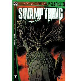 DC COMICS FUTURE STATE SWAMP THING #1 (OF 2) CVR A MIKE PERKINS