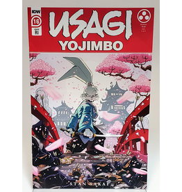 IDW PUBLISHING USAGI YOJIMBO #16 1:10 SOMMARIVA INCENTIVE