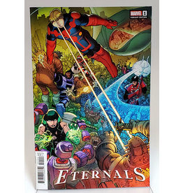 MARVEL COMICS ETERNALS #1 1:50 JRJR HIDDEN GEM VAR