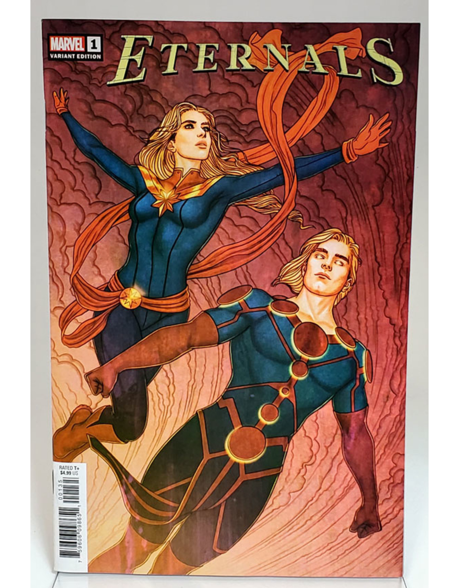 MARVEL COMICS ETERNALS #1 1:100 FRISON VAR