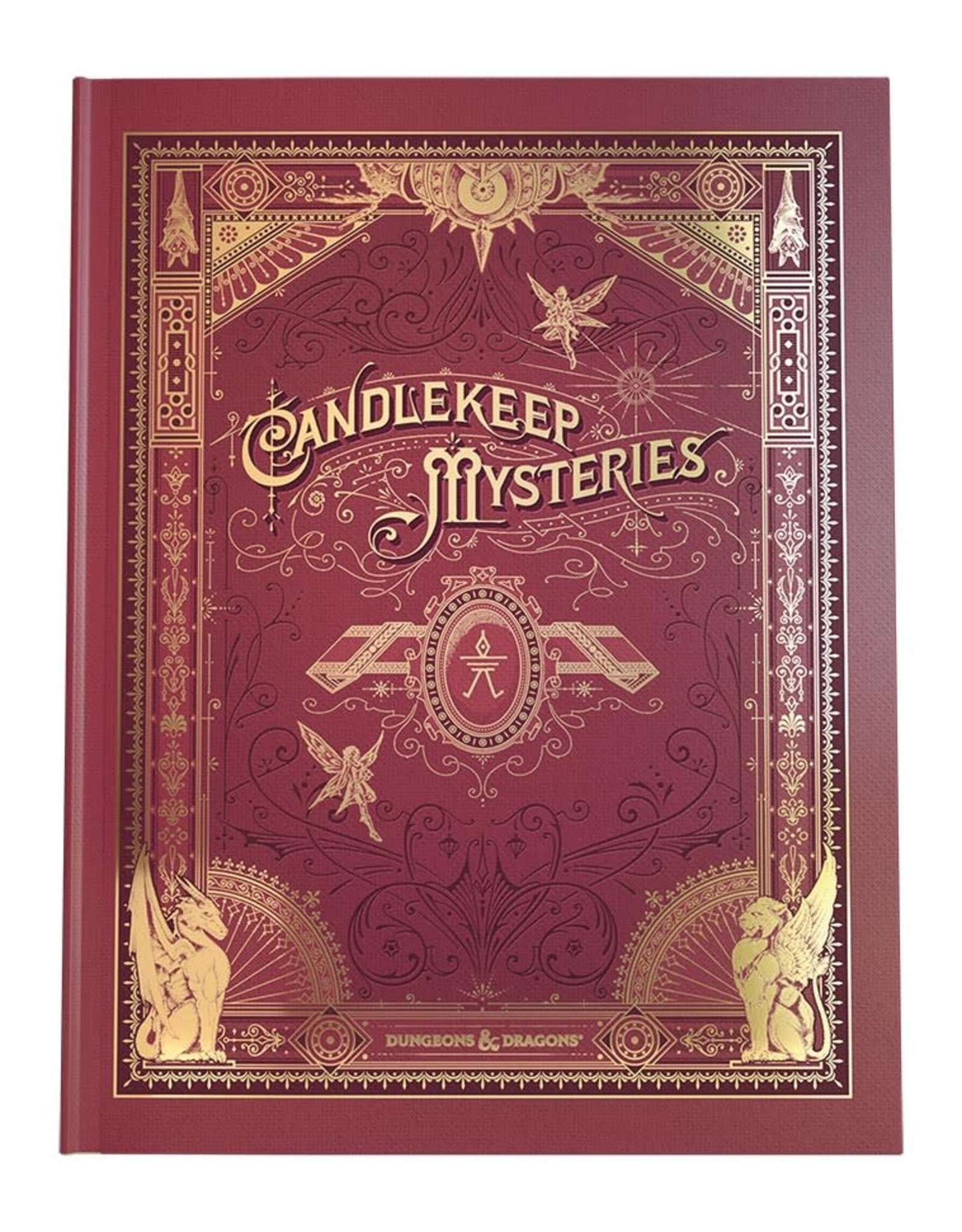 WIZARDS OF THE COAST DUNGEONS & DRAGONS CANDLEKEEP MYSTERIES