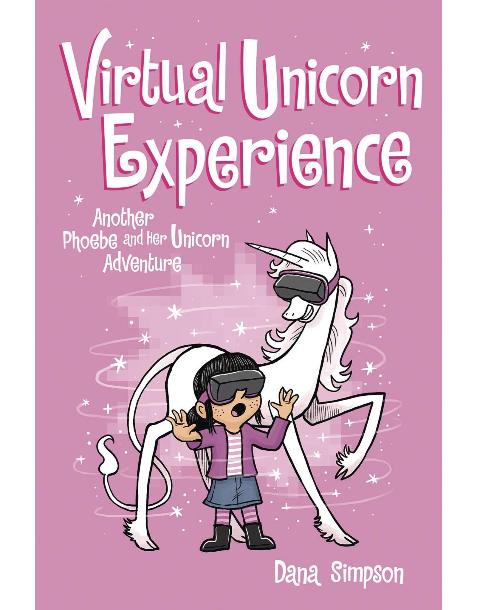 AMP! COMICS FOR KIDS PHOEBE & HER UNICORN GN VOL 12 VIRTUAL UNICORN EXPERIENCE