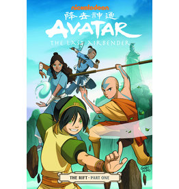 DARK HORSE COMICS AVATAR LAST AIRBENDER TP VOL 07 RIFT PART 1
