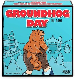 FUNKO GROUNDHOG DAY THE GAME