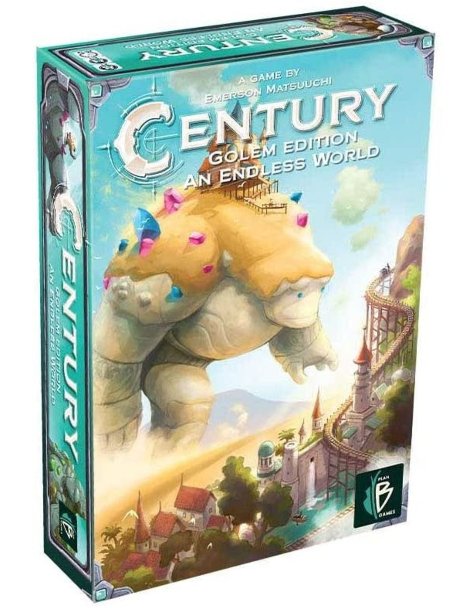 CENTURY GOLEM AN ENDLESS WORLD