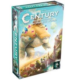 CENTURY GOLEM AN ENDLESS WORLD
