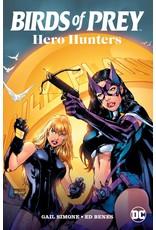 DC COMICS BIRDS OF PREY HERO HUNTERS TP