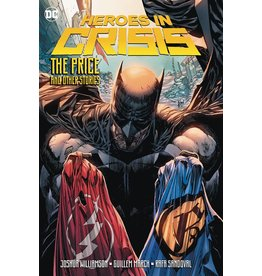 DC COMICS HEROES IN CRISIS THE PRICE AND OTHER STORIES TP