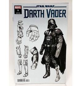 MARVEL COMICS STAR WARS DARTH VADER #9 1:10 IENCO DESIGN VAR