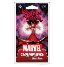FANTASY FLIGHT GAMES SCARLET WITCH HERO PACK