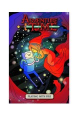 BOOM! STUDIOS ADVENTURE TIME ORIGINAL GN #1 PLAYING FIRE SDCC EXC
