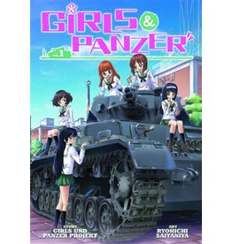 SEVEN SEAS ENTERTAINMENT LLC GIRLS UND PANZER GN VOL 01