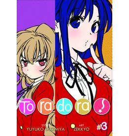 SEVEN SEAS ENTERTAINMENT LLC TORADORA GN VOL 03