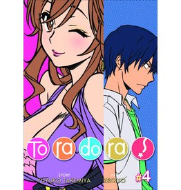 SEVEN SEAS ENTERTAINMENT LLC TORADORA GN VOL 04