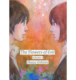VERTICAL INC FLOWERS OF EVIL GN VOL 9