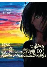 VERTICAL INC FLOWERS OF EVIL GN VOL 10