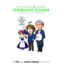 YEN PRESS MELANCHOLY OF SUZUMIYA HARUHI CHAN GN VOL 4