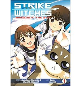 SEVEN SEAS ENTERTAINMENT LLC STRIKE WITCHES MAIDENS I/T SKY GN VOL 1