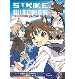 SEVEN SEAS ENTERTAINMENT LLC STRIKE WITCHES MAIDENS I/T SKY GN VOL 2