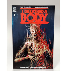 AFTERSHOCK COMICS I BREATHED A BODY #1 1:15 HENDERSON INCV