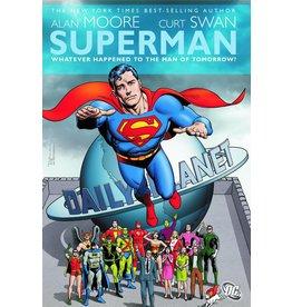 DC COMICS SUPERMAN WHATEVER HAPPENED TO MAN OF TOMORROW TP