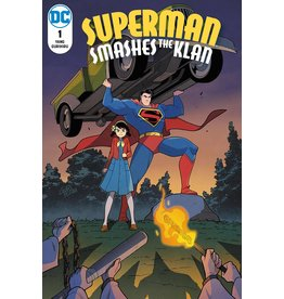 DC COMICS SUPERMAN SMASHES THE KLAN #1 (OF 3)