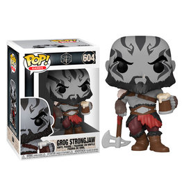 FUNKO POP GAMES CRITICAL ROLE GROG STRONGJAW VINYL FIG