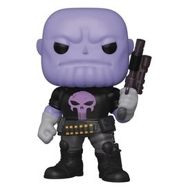 FUNKO POP MARVEL THANOS (EARTH-18138) 6 IN VINYL FIG