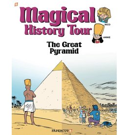 PAPERCUTZ MAGICAL HISTORY TOUR GN VOL 01 GREAT PYRAMID