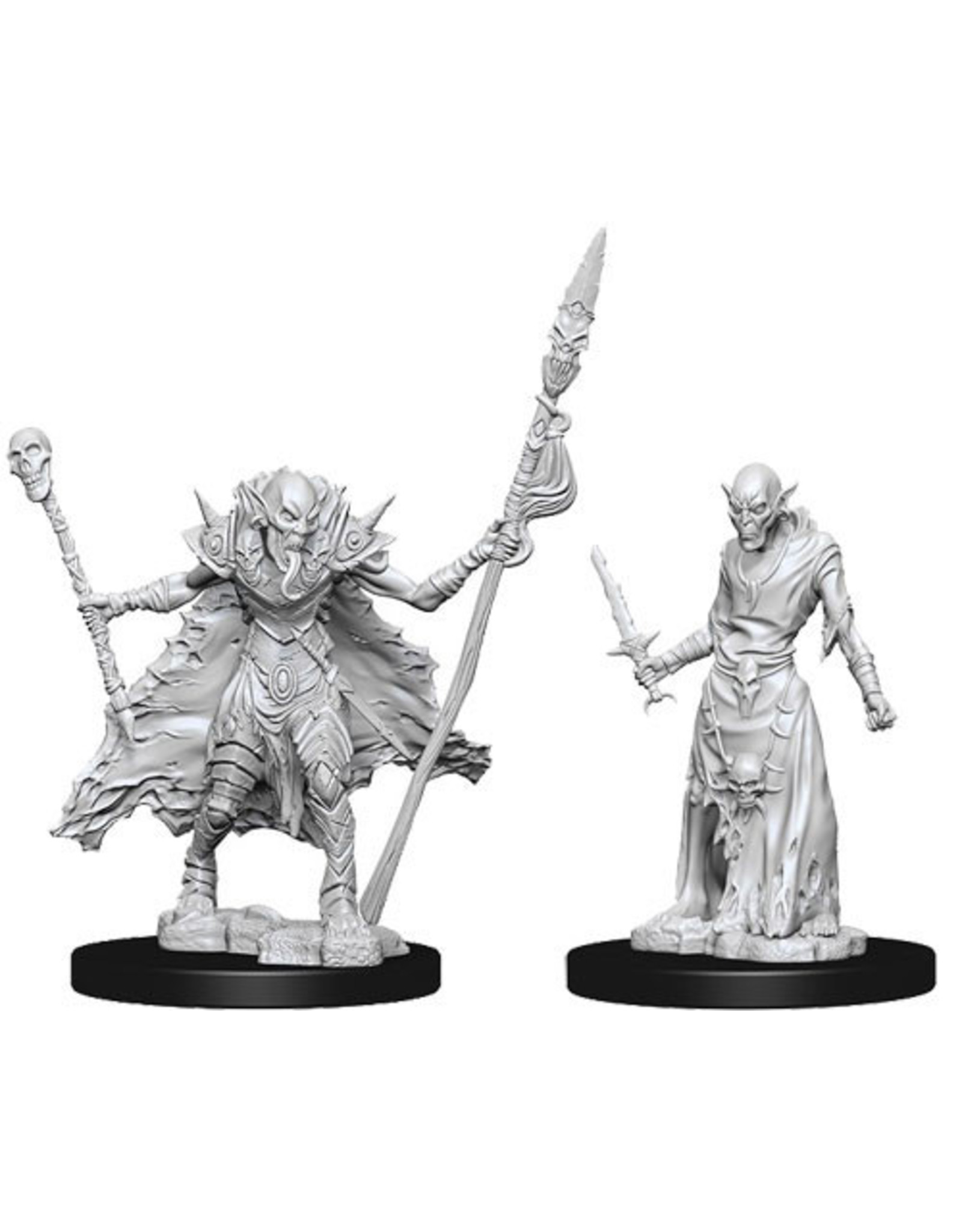 WIZKIDS DEEP CUTS GHOULS UNPAINTED MINI