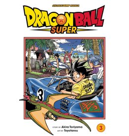 VIZ MEDIA LLC DRAGON BALL SUPER GN VOL 03