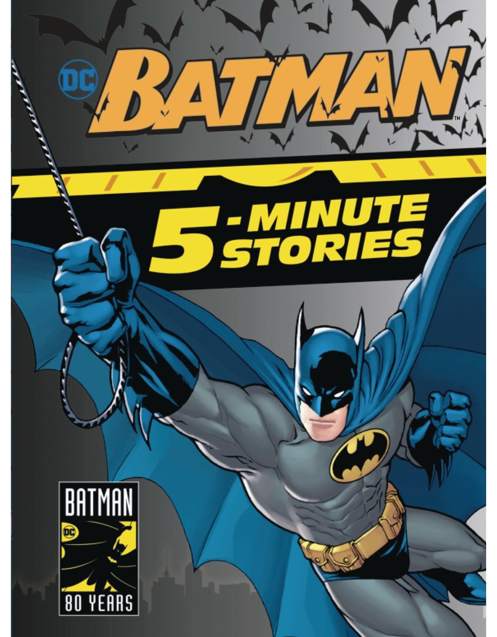 BATMAN 5 MINUTE STORY COLLECTION HC
