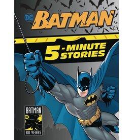 RANDOM HOUSE BATMAN 5 MINUTE STORY COLLECTION HC