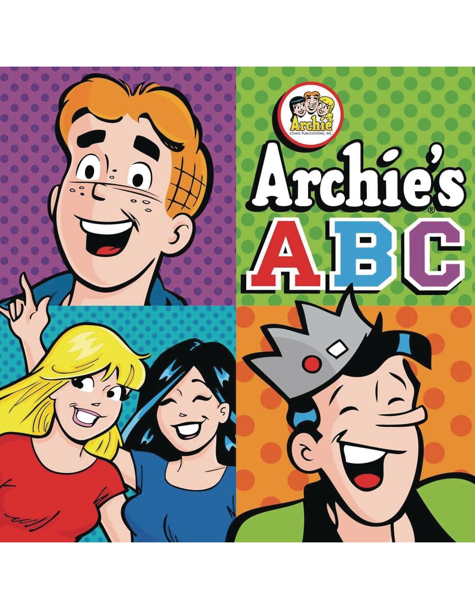 ARCHIES ABC BOARD BOOK