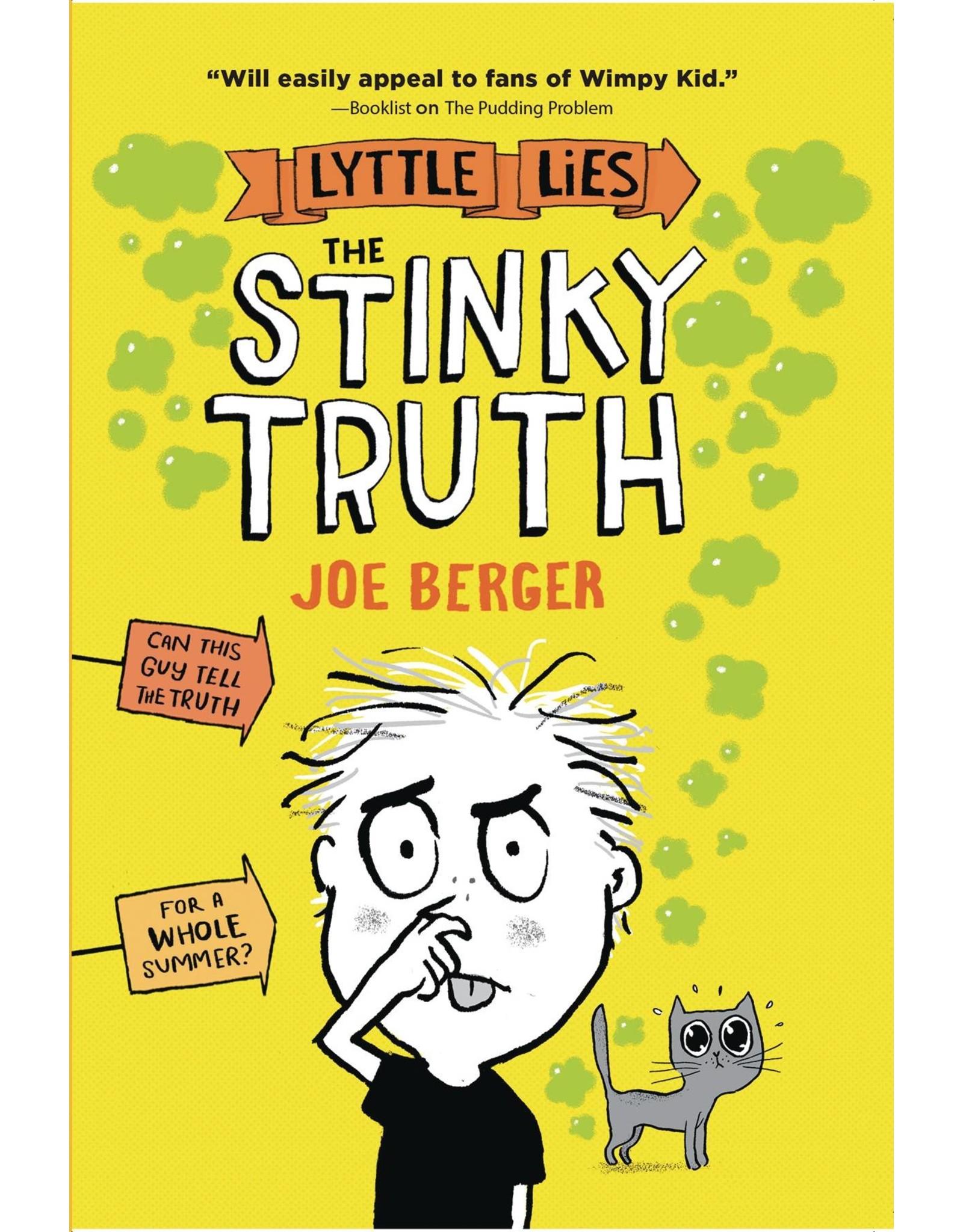 LYTTLE LIES STINKY TRUTH SC