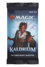 WIZARDS OF THE COAST MAGIC THE GATHERING KALDHEIM DRAFT BOOSTER PACK