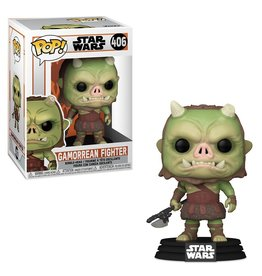 FUNKO POP MANDALORIAN GAMORREAN FIGHTER