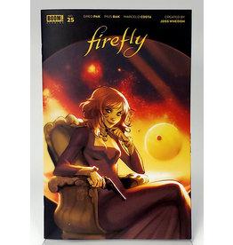 BOOM! STUDIOS FIREFLY #25 1:25 ANDOLFO INCV