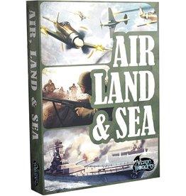 ARCANE WONDERS AIR, LAND, & SEA REVISED EDITION