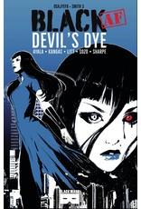 BLACK MASK COMICS BLACK AF DEVILS DYE TP